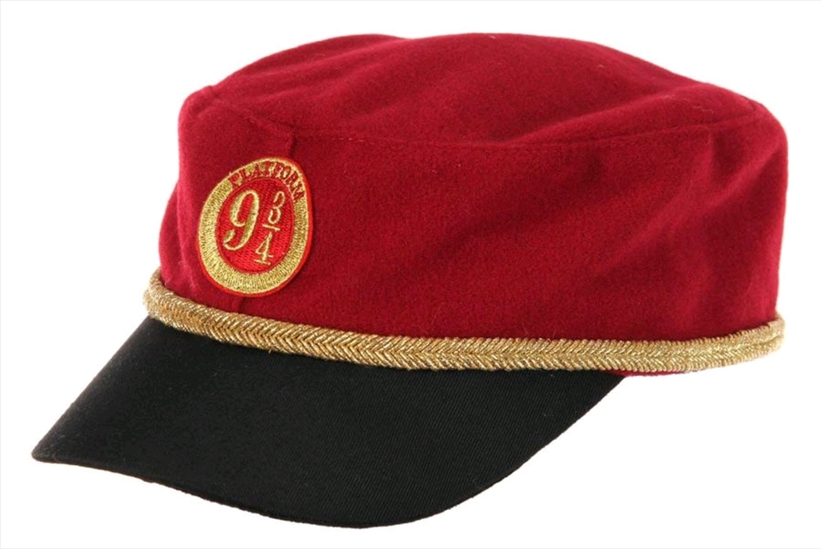 Harry Potter - Hogwarts Express Cadet Cap | Apparel