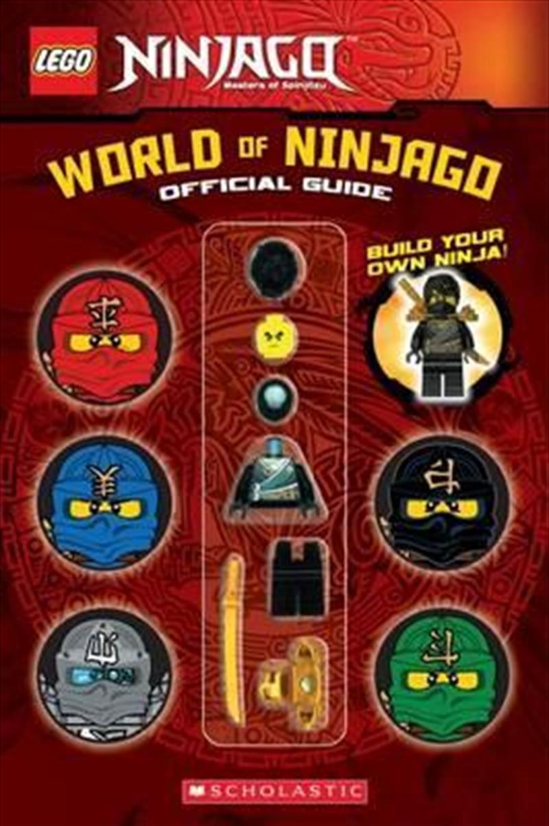 LEGO Ninjago: World of Ninjago Official Guide | Paperback Book