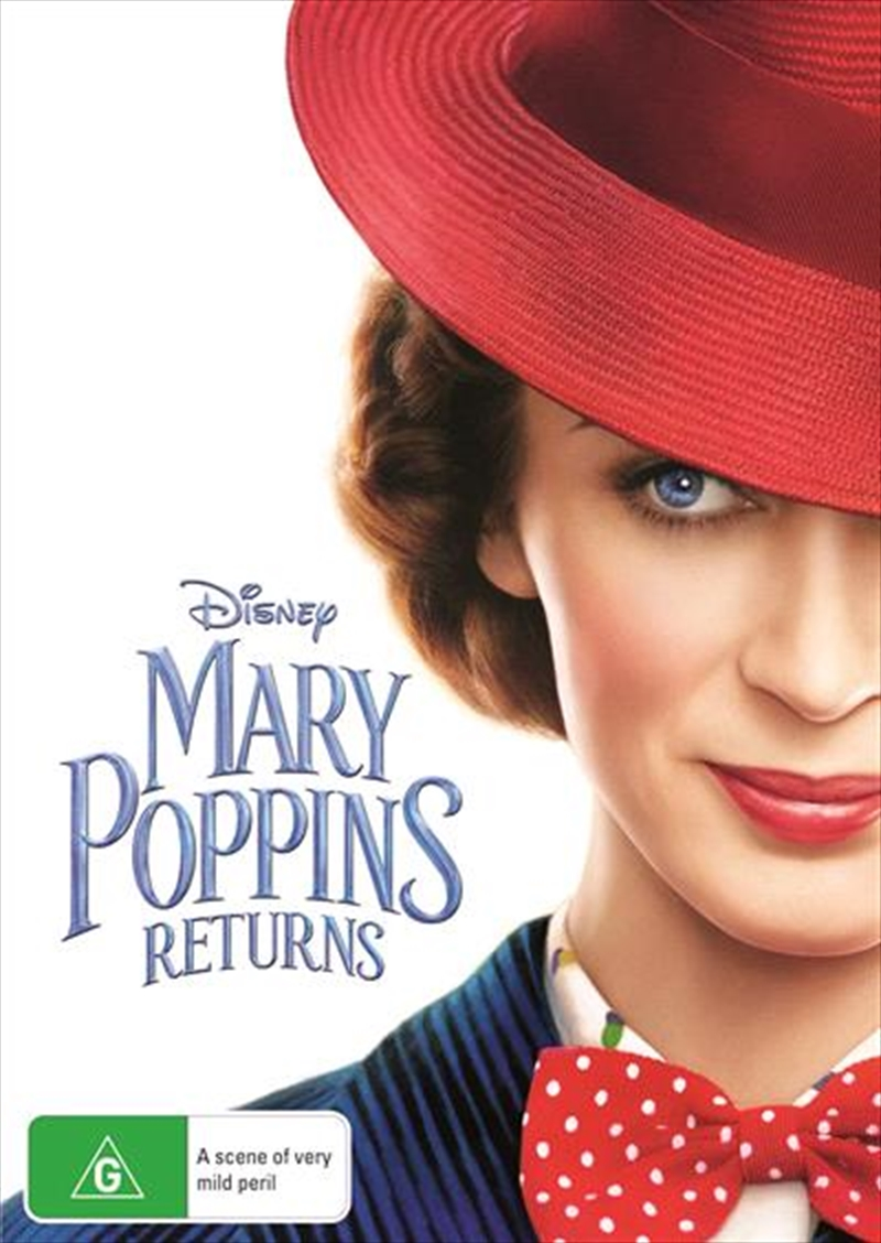 Mary Poppins Returns | DVD