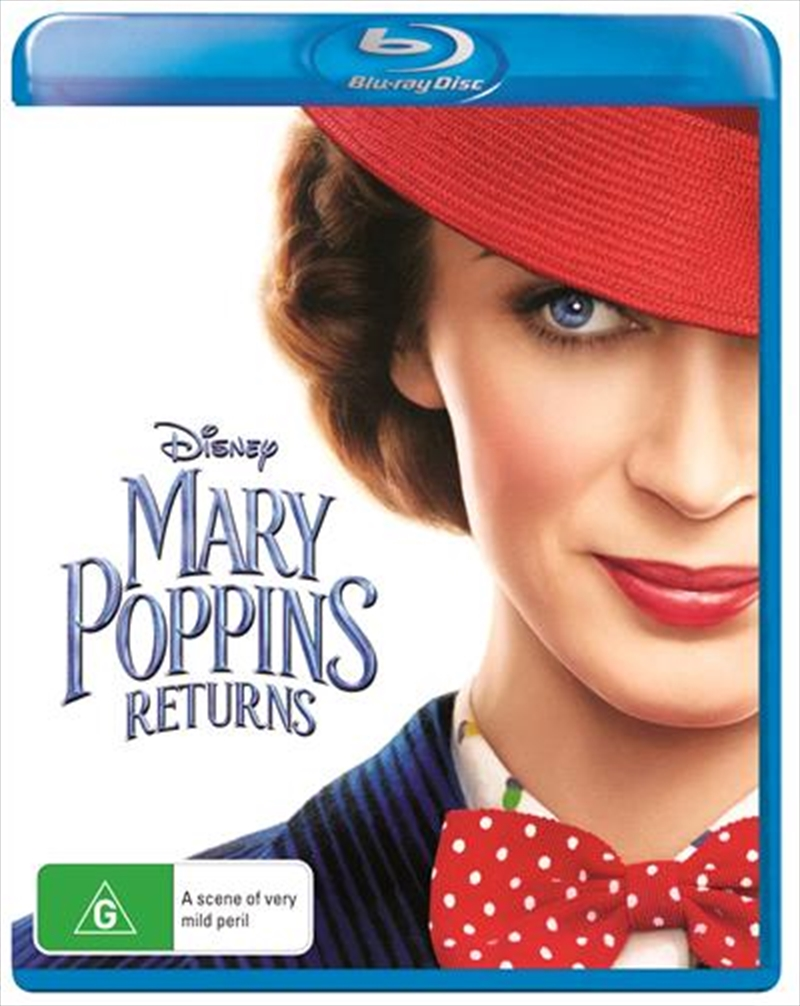 Mary Poppins Returns | Blu-ray