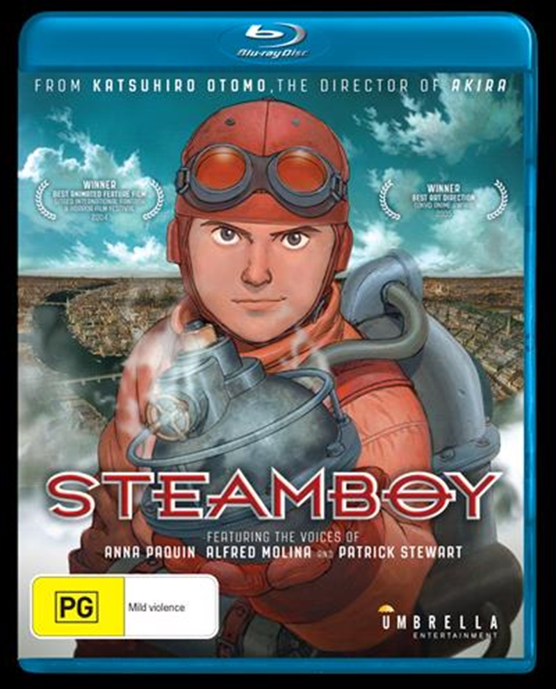 Steamboy | Blu-ray