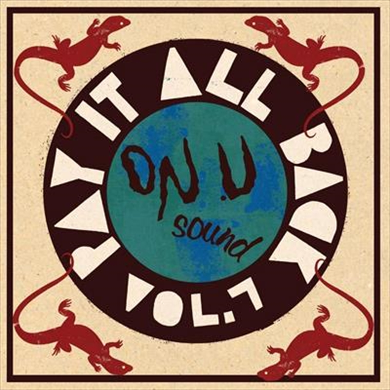 Pay It All Back - Volume 7 | CD