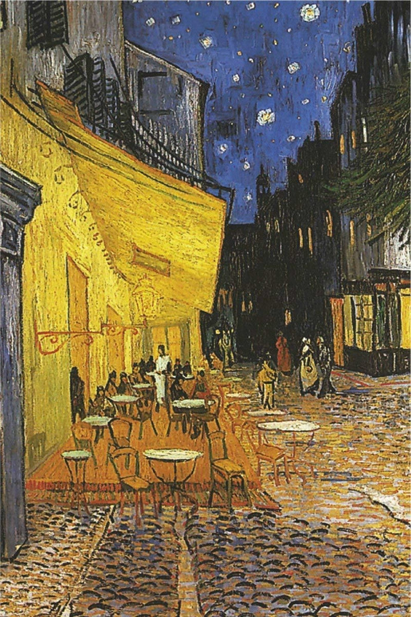 Van Goh - Terrasse de Caf - Cafe at Night | Merchandise