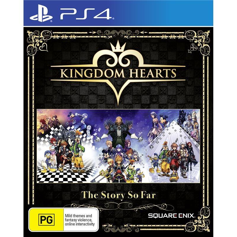 Kingdom Hearts The Story So Far | PlayStation 4