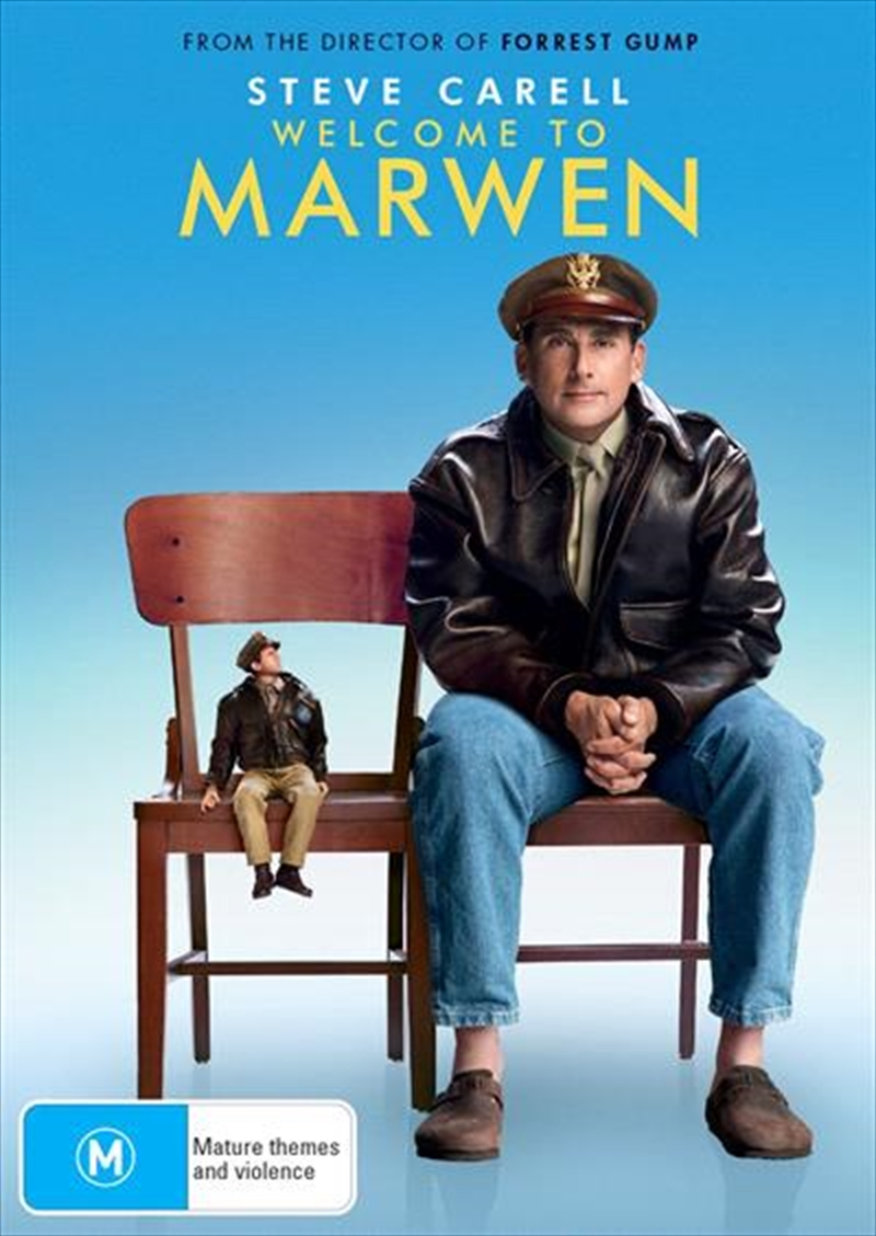 Welcome To Marwen | DVD