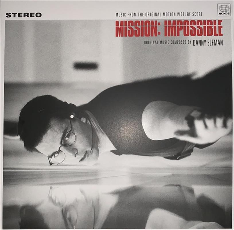 Mission Impossible | Vinyl