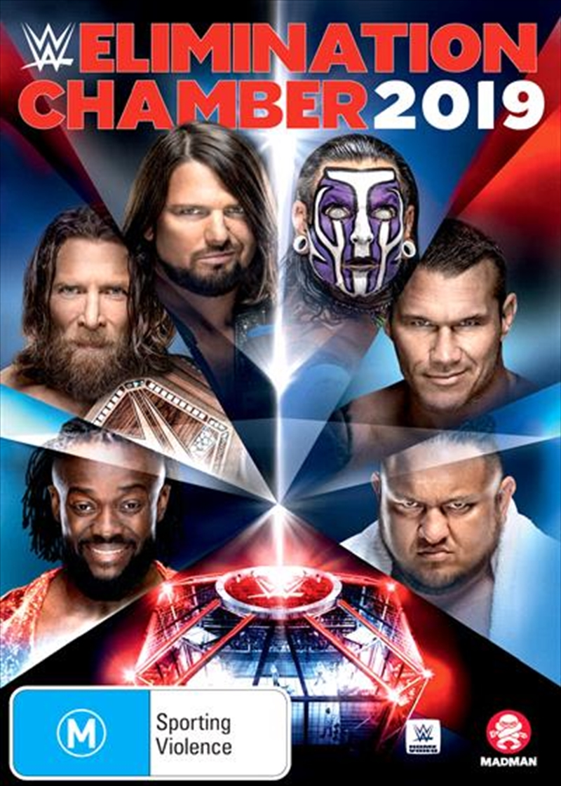 WWE - Elimination Chamber 2019 | DVD