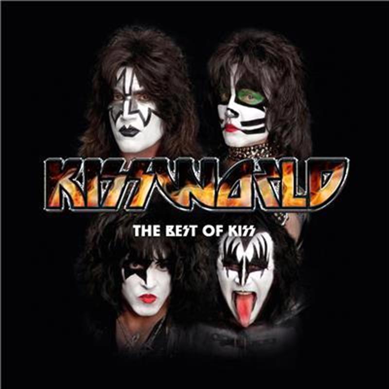 Kissworld - The Best Of Kiss   Vinyl