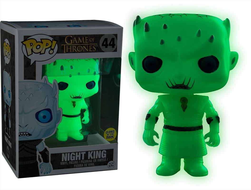 Game of Thrones - Night's King Glow US Exclusive Pop! Vinyl | Pop Vinyl