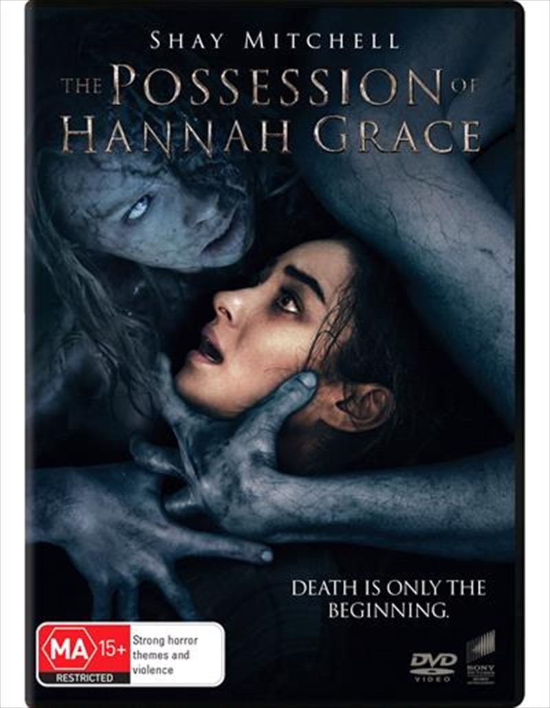 Possession Of Hannah Grace, The | DVD