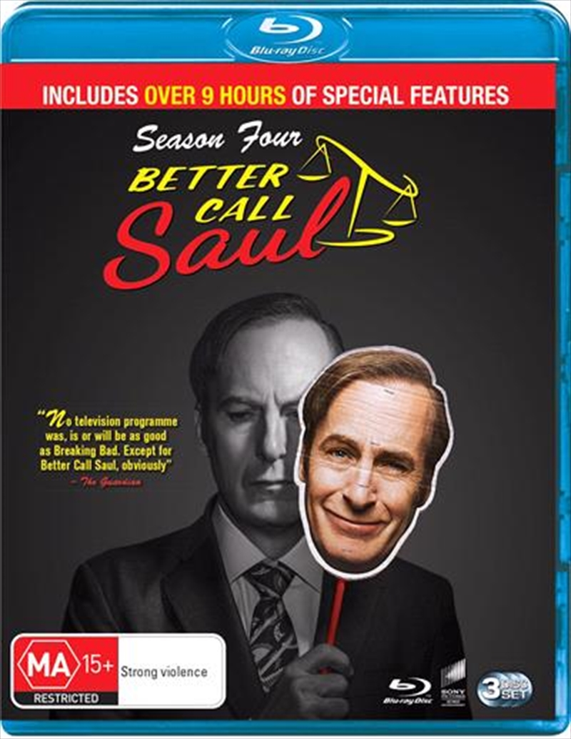 Better Call Saul - Season 4 | Blu-ray
