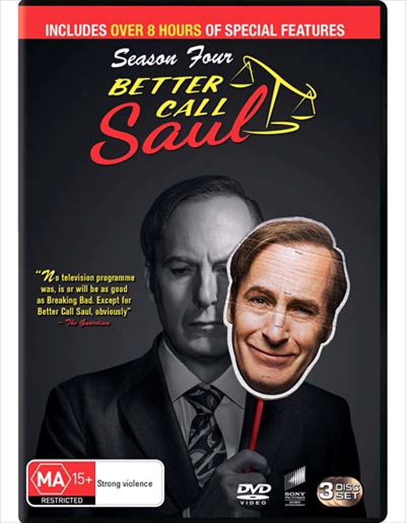 Better Call Saul - Season 4 | DVD