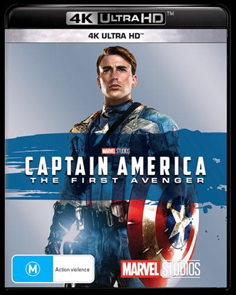 Captain America - The First Avenger | UHD