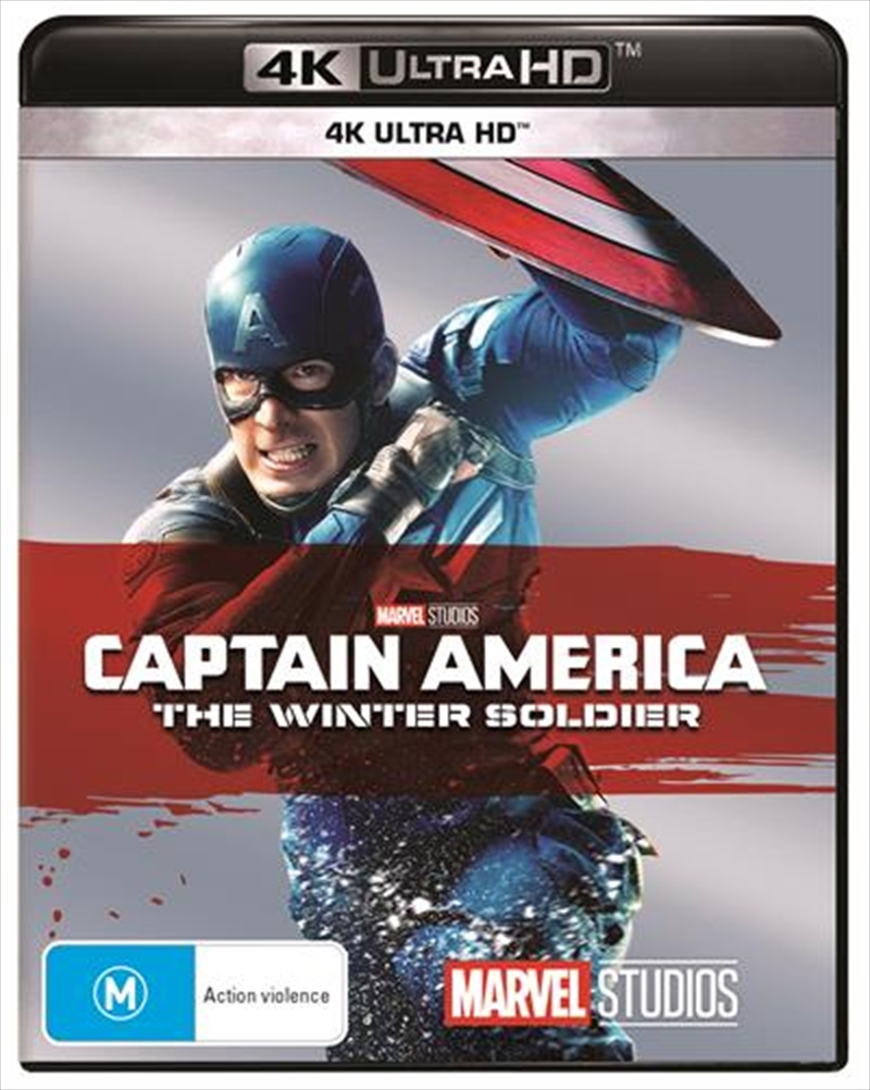 Captain America - The Winter Soldier | UHD