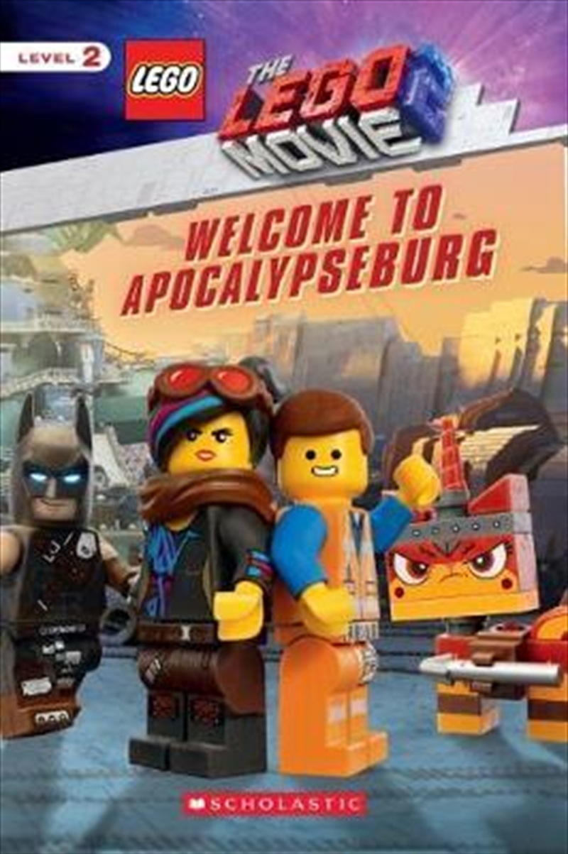 LEGO Movie 2: Welcome to Apocalypseburg | Paperback Book
