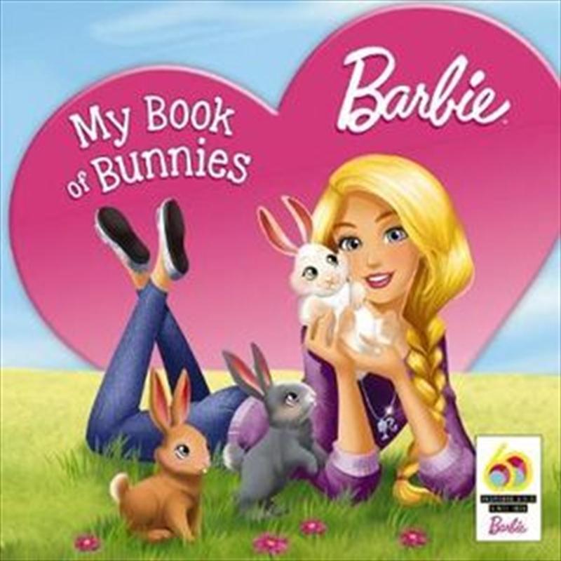 Barbie: My Book of Bunnies | Paperback Book