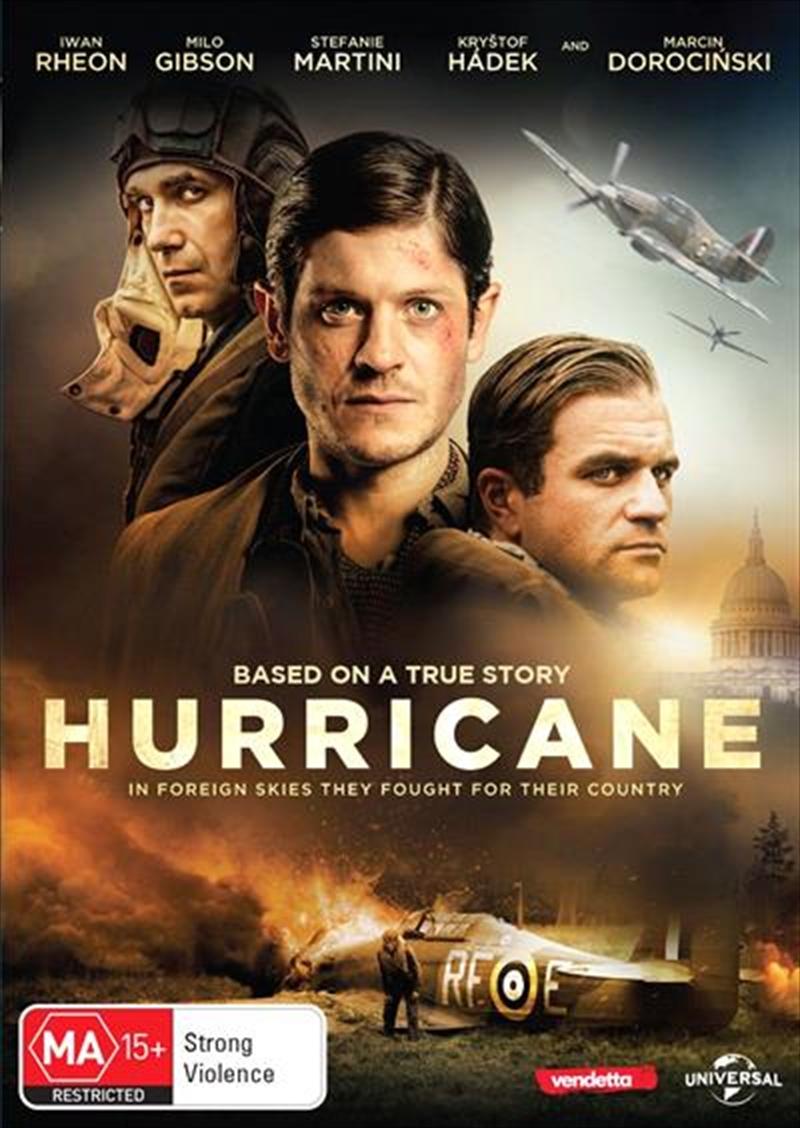 Hurricane | DVD