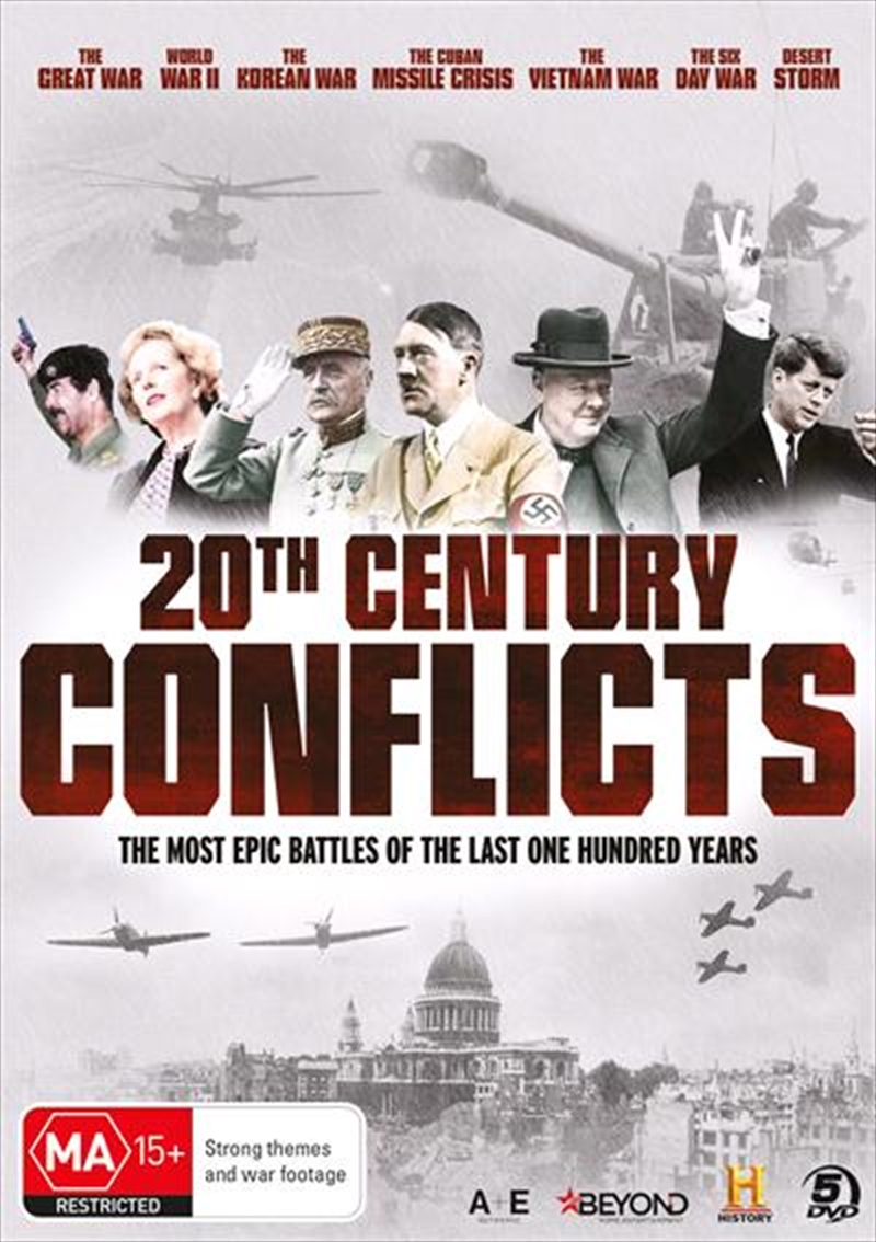 20th Century Conflicts Collector's Edition | DVD
