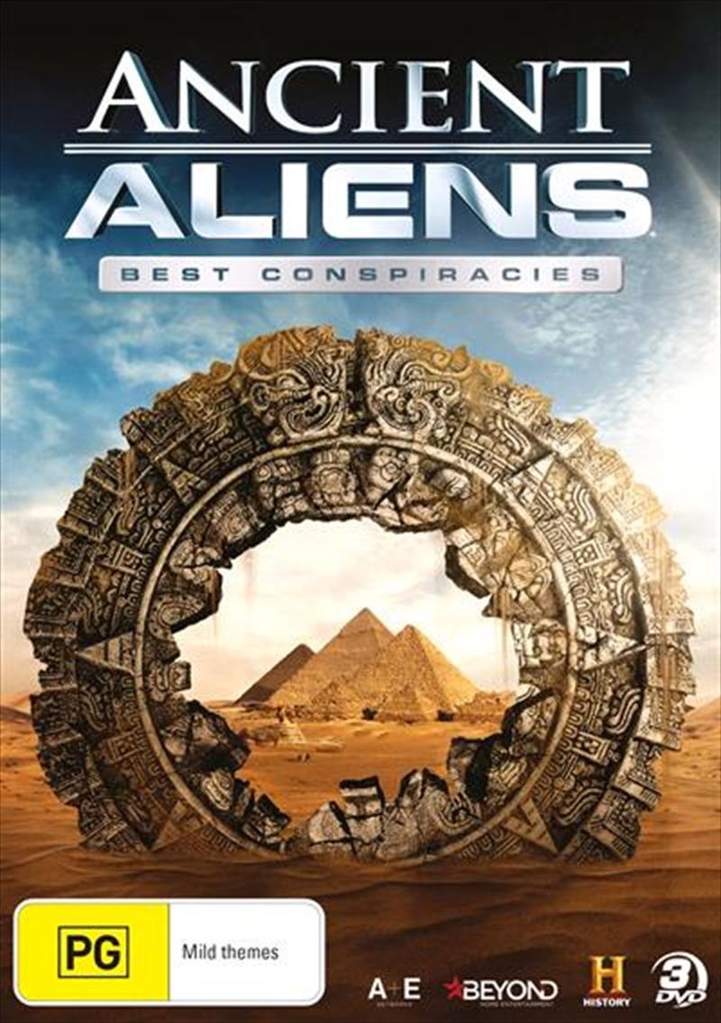 Ancient Aliens - Best Conspiracies | DVD