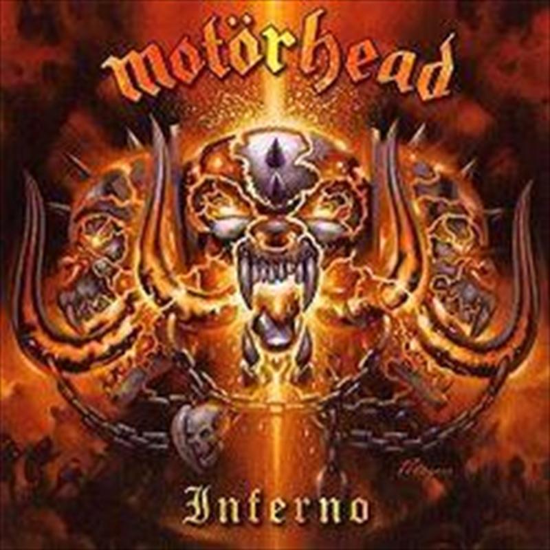 Inferno | CD