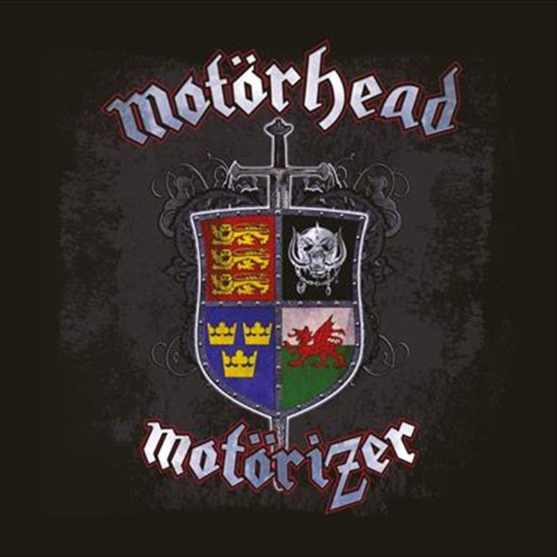 Motorizer | Vinyl