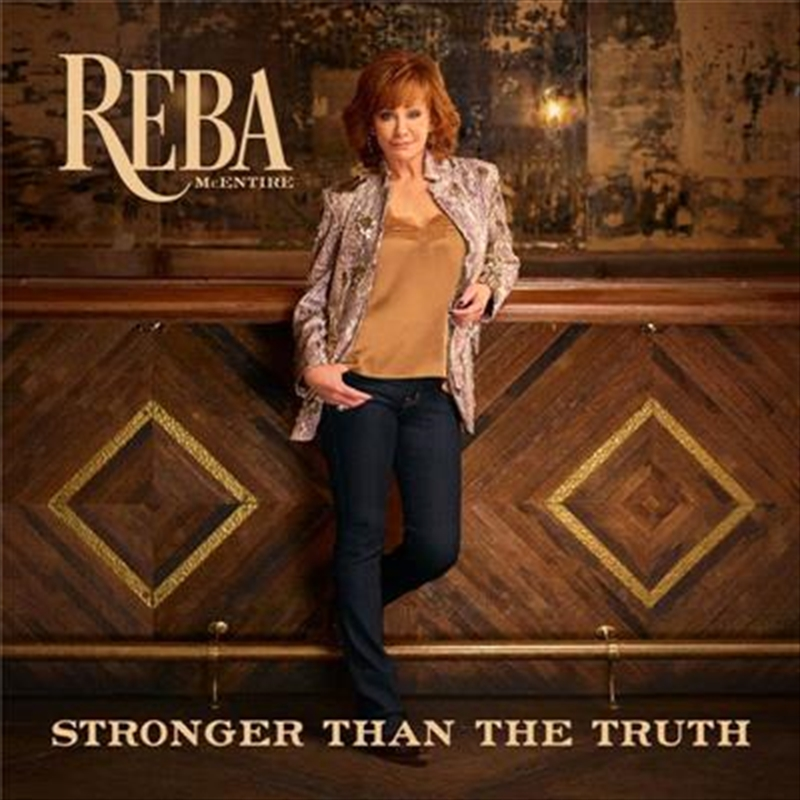 Stronger Than The Truth | CD