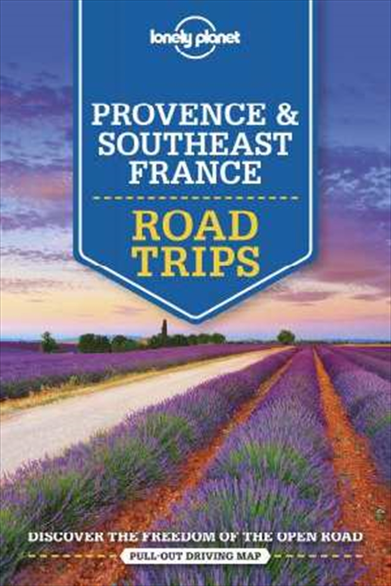 Provence Southeast France Road | Paperback Book