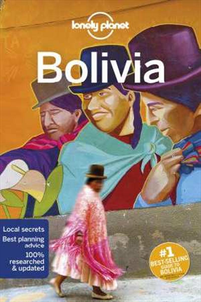 Bolivia 10   Paperback Book