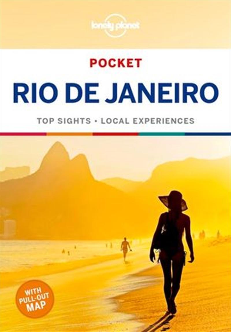 Lonely Planet Pocket Rio de Janeiro   Paperback Book
