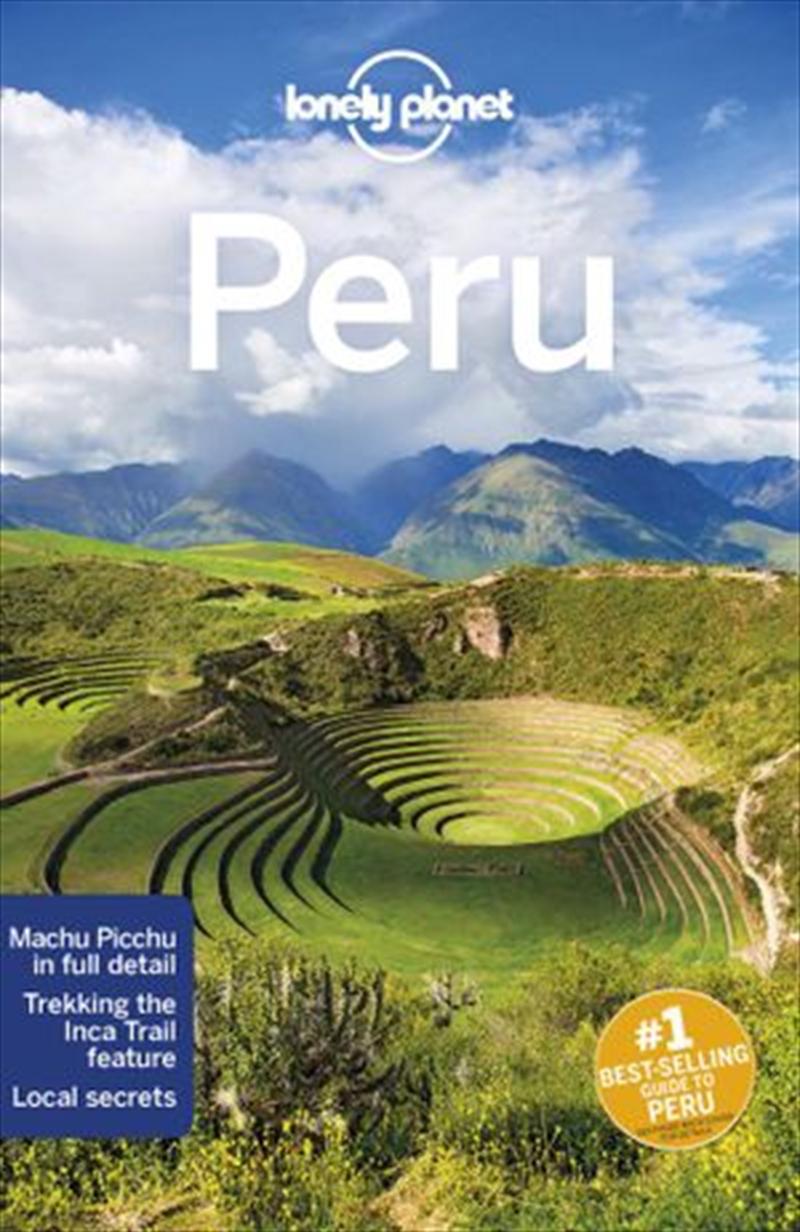 Peru 10   Paperback Book