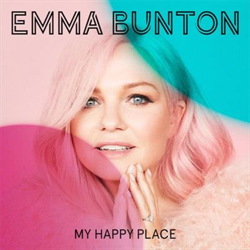 My Happy Place - Deluxe Edition   CD