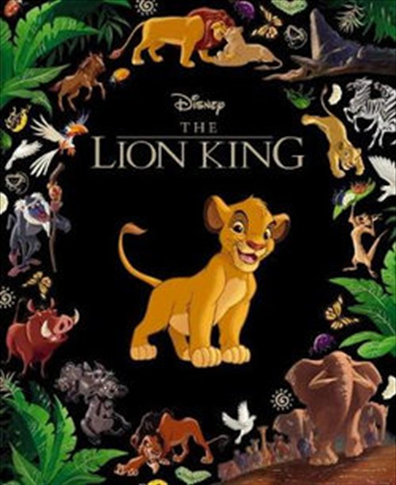 Lion King Classic Collection | Hardback Book
