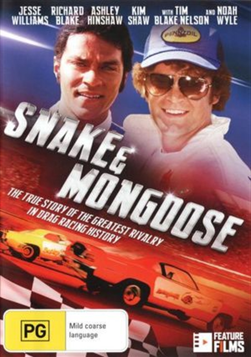 Snake and Mongoose | DVD