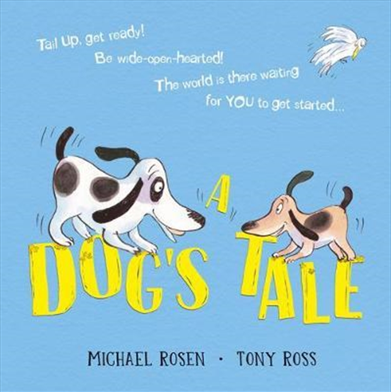 A Dog's Tale | Paperback Book