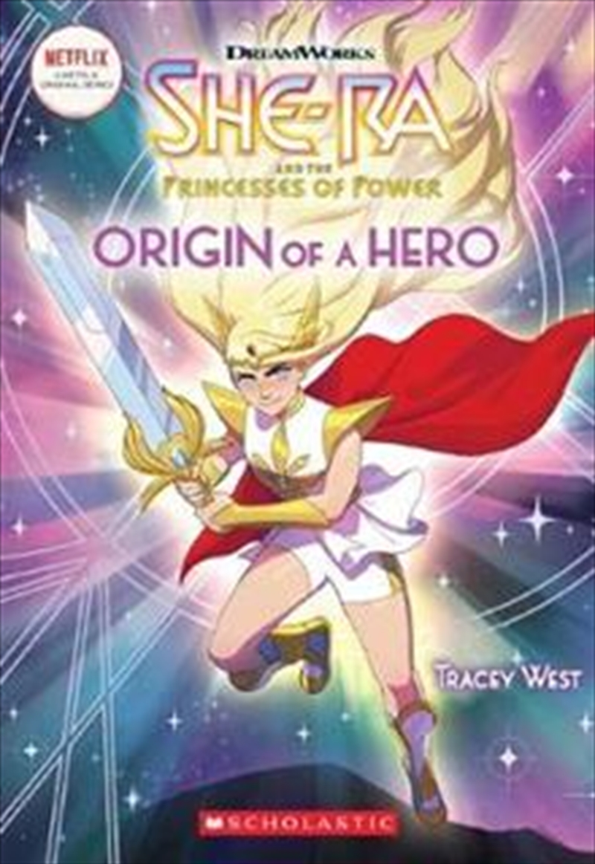 She-Ra #1: Origin of a Hero | Paperback Book