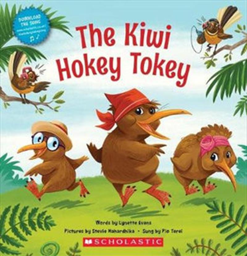 Kiwi Hokey Tokey | Board Book