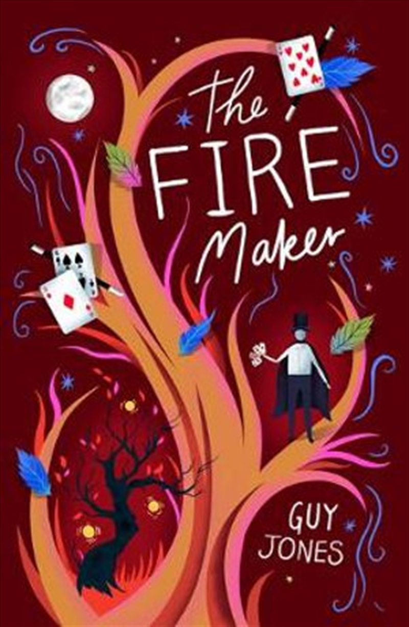 Fire Maker   Paperback Book