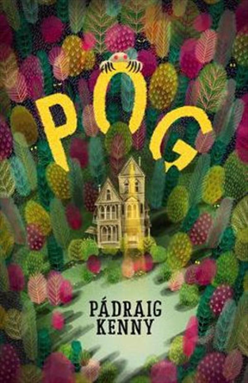 Pog | Paperback Book