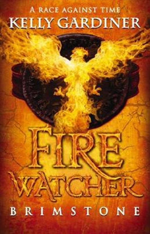 Fire Watcher #1: Brimstone | Paperback Book