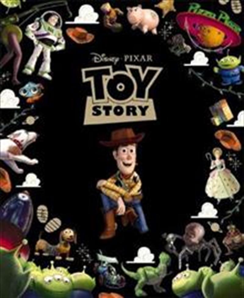 Disney Pixar Toy Story: Classic Collection | Hardback Book