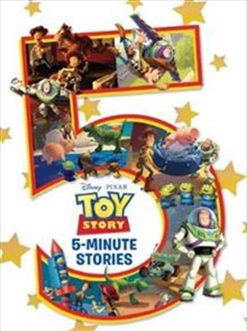 Toy Story: 5 Minute Stories | Hardback Book