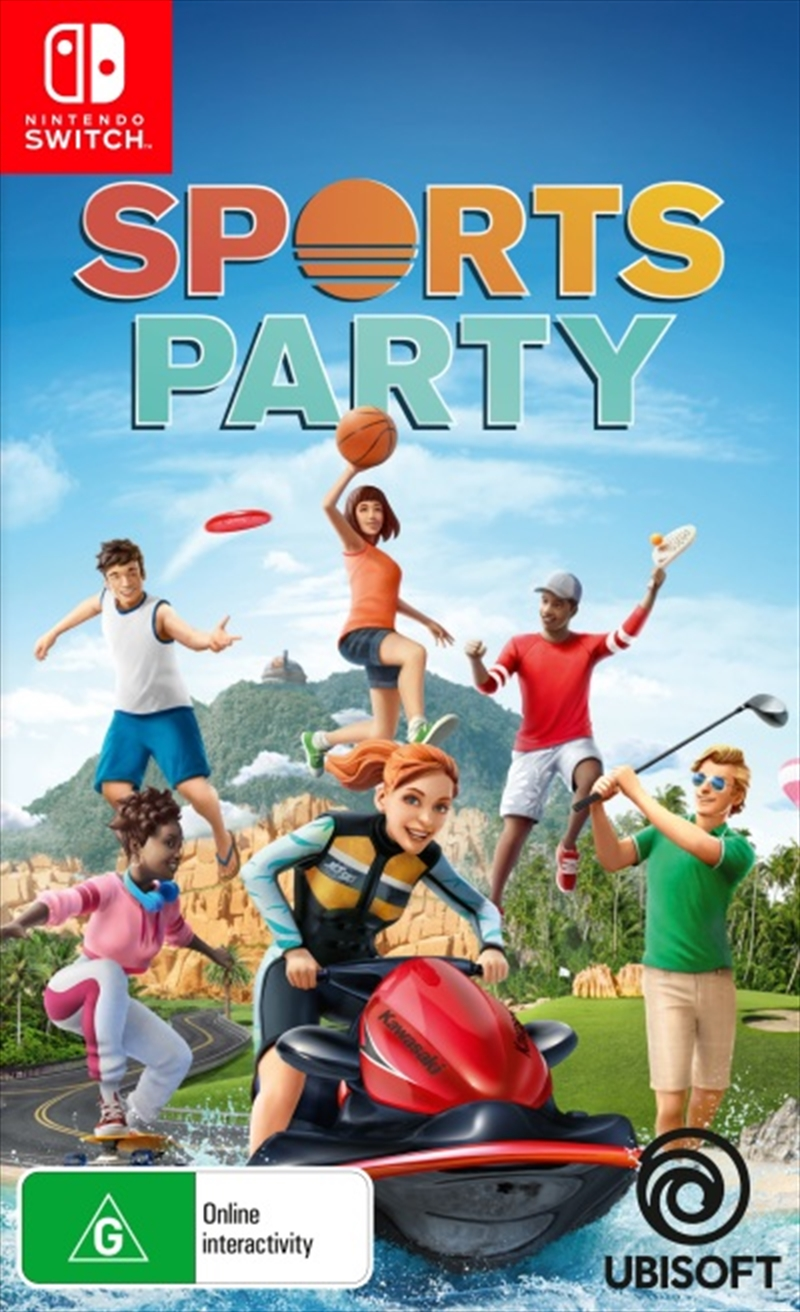 Sports Party | Nintendo Switch