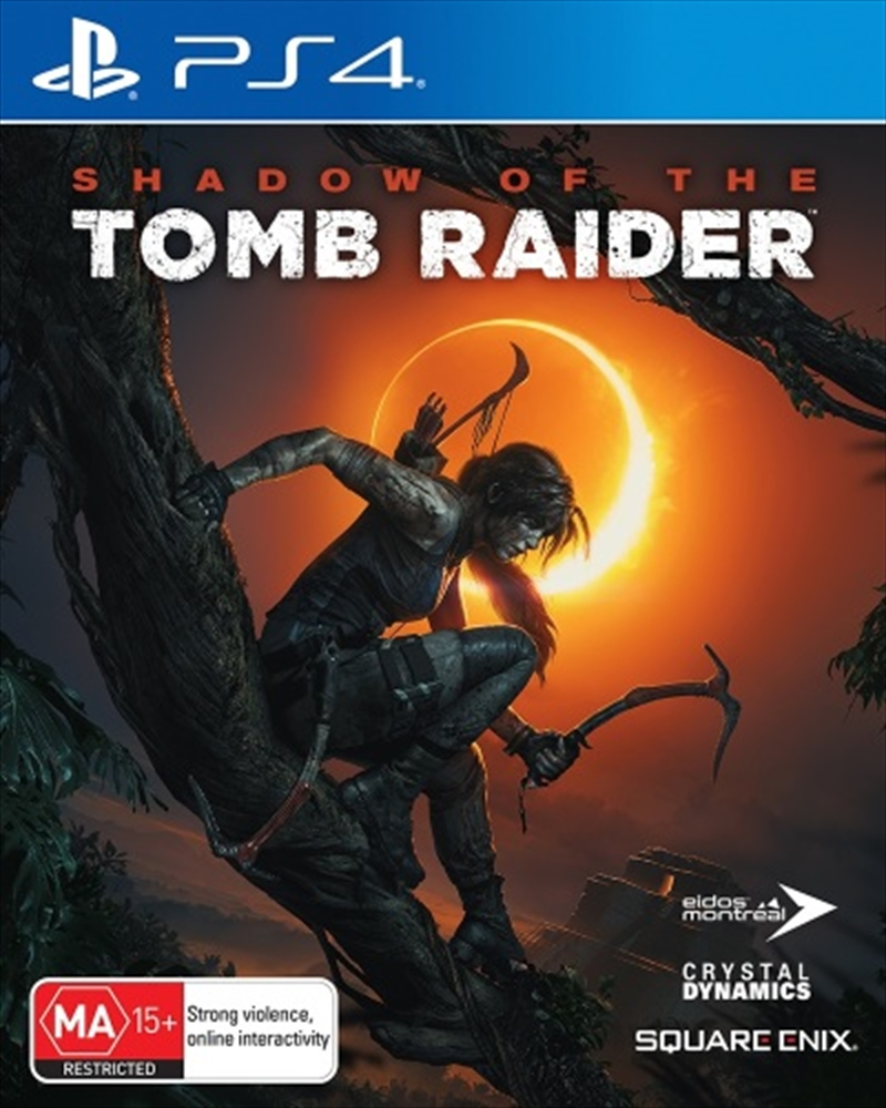 Shadow Of The Tomb Raider | PlayStation 4