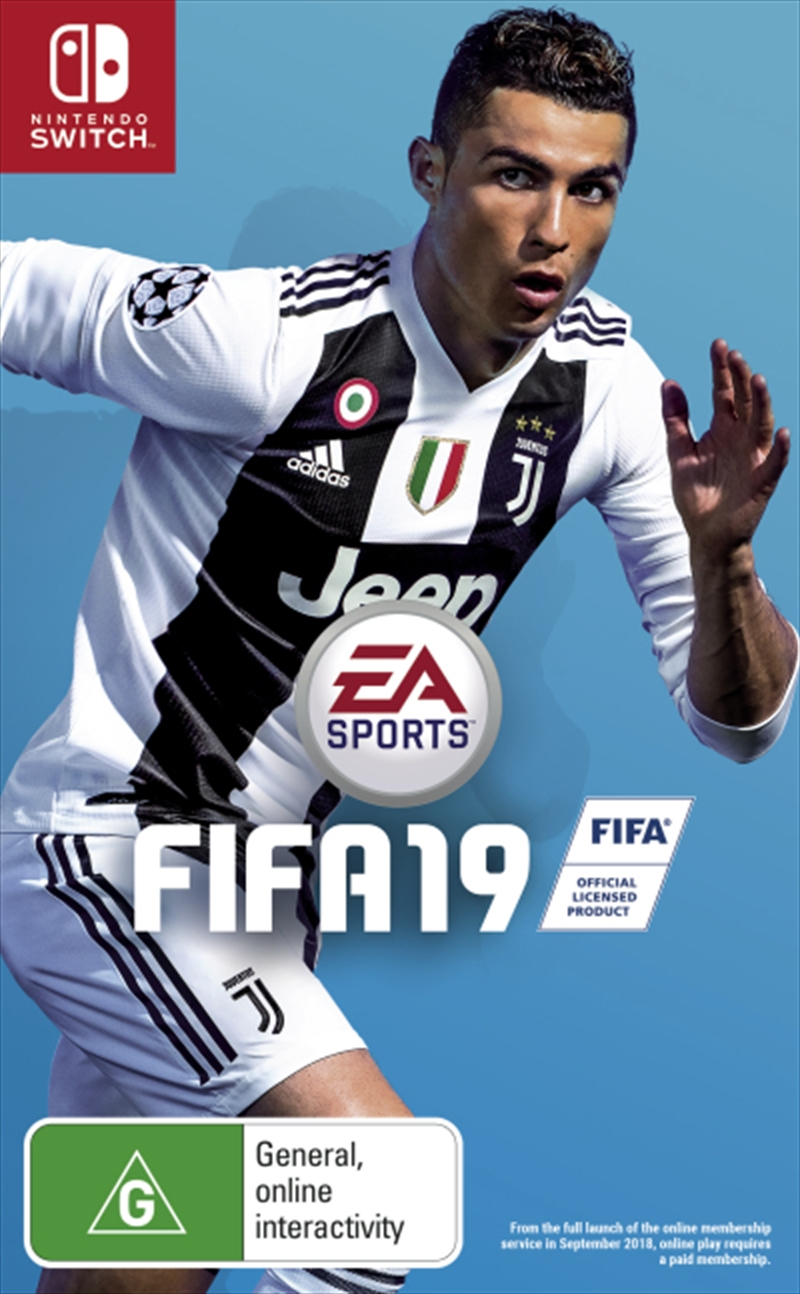 Fifa 19 | Nintendo Switch