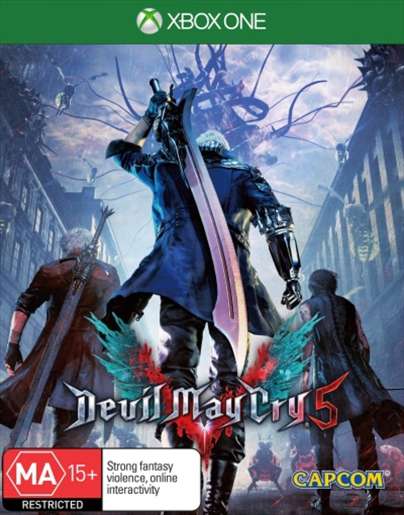 Devil May Cry V | XBox One