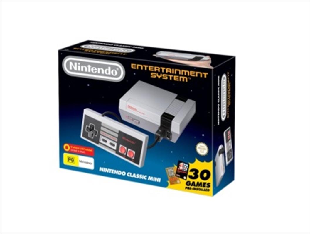Nintendo Classic Mini NES Console | Accessories
