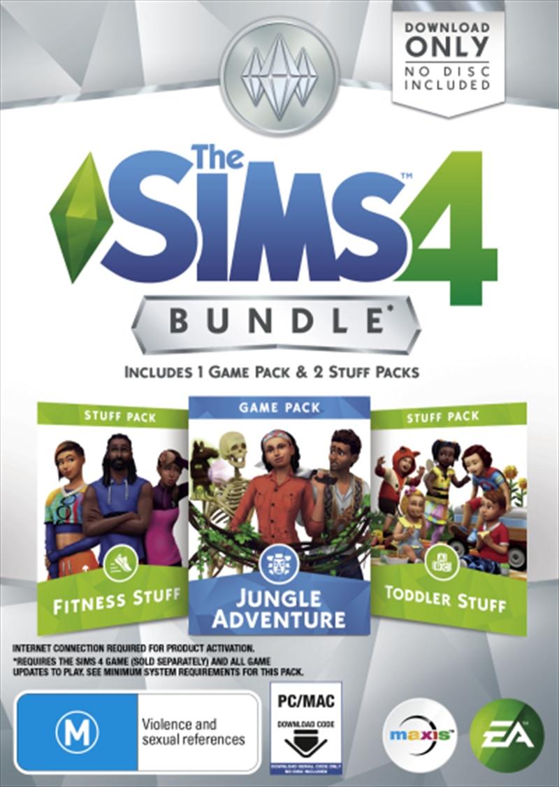 Sims 4 Bundle 6 Dlc | PC