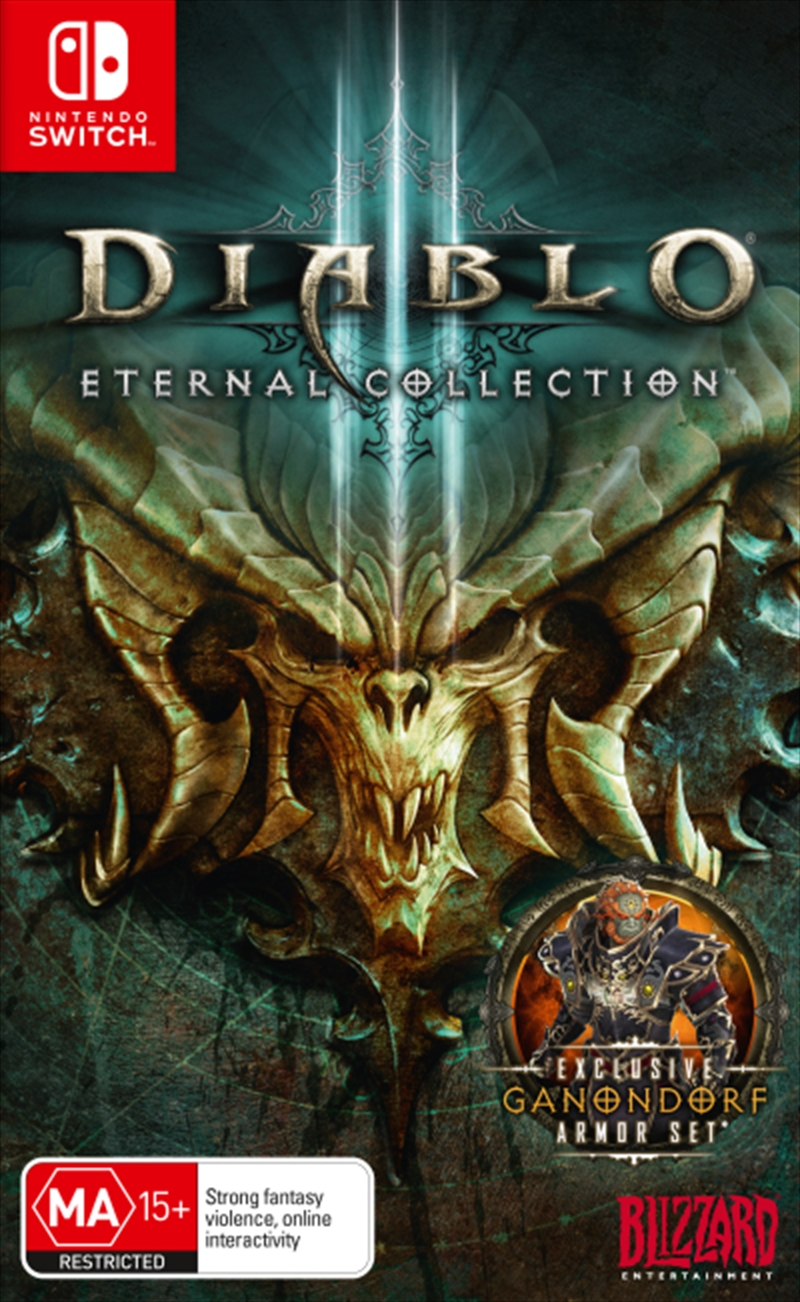 Diablo 3: Eternal Edition | Nintendo Switch