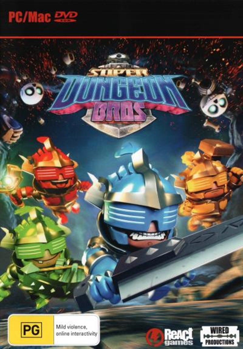 Super Dungeon Bros. | PC