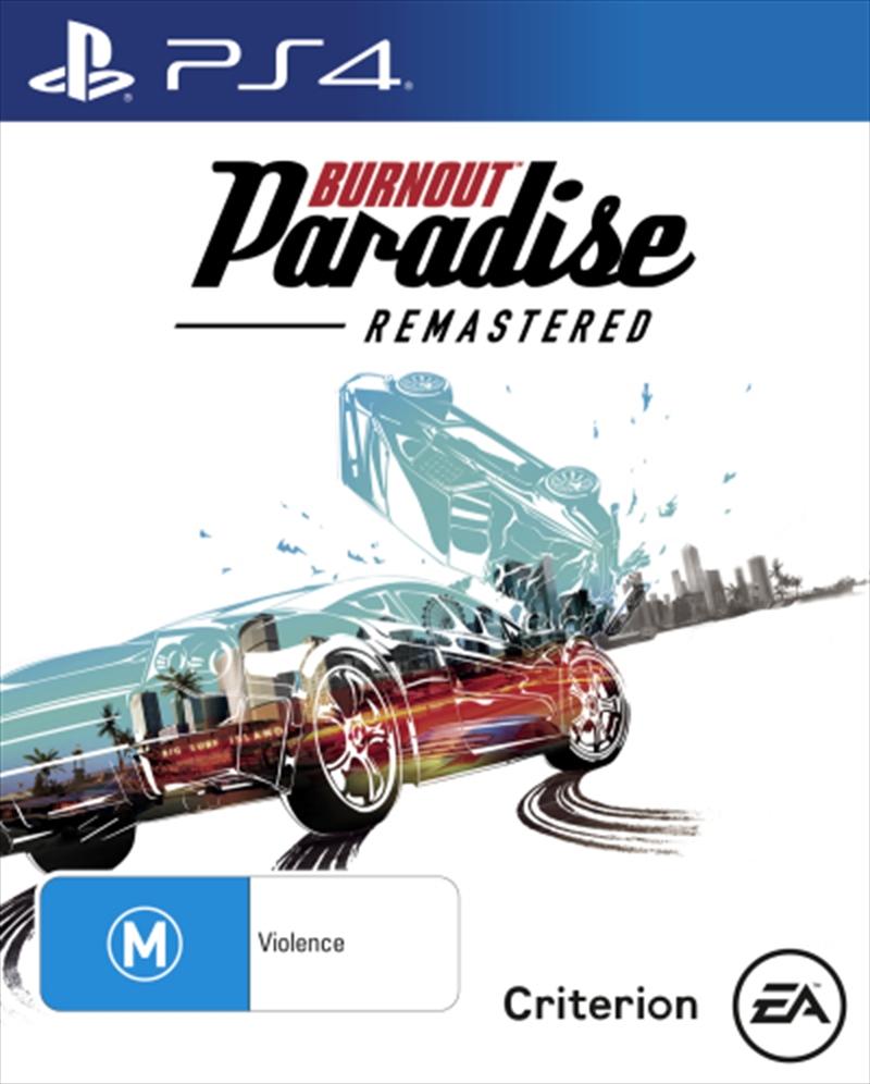 Burnout Paradise: Remastered | PlayStation 4